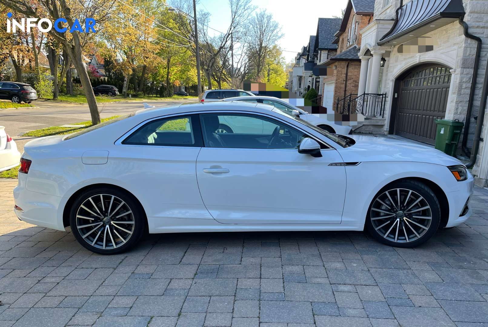 2019 Audi A5 A5 Coupe - INFOCAR - Toronto's Most Comprehensive New and Used Auto Trading Platform