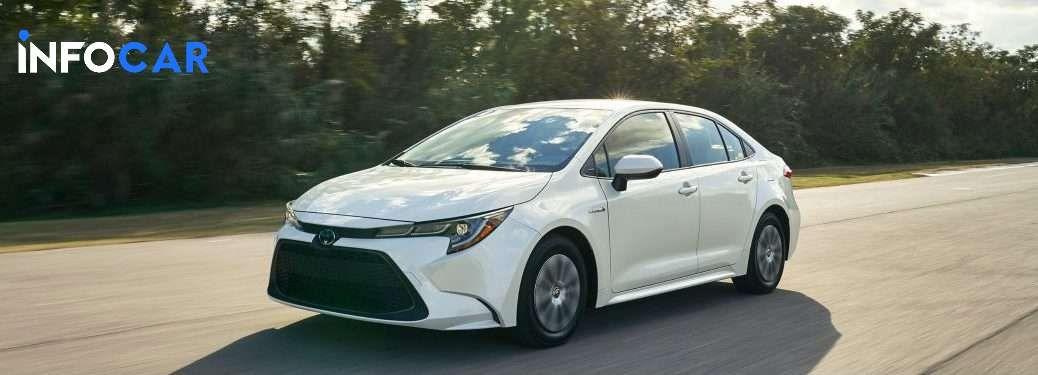 2019 Toyota Corolla COROLLA LE CVT - INFOCAR - Toronto's Most Comprehensive New and Used Auto Trading Platform