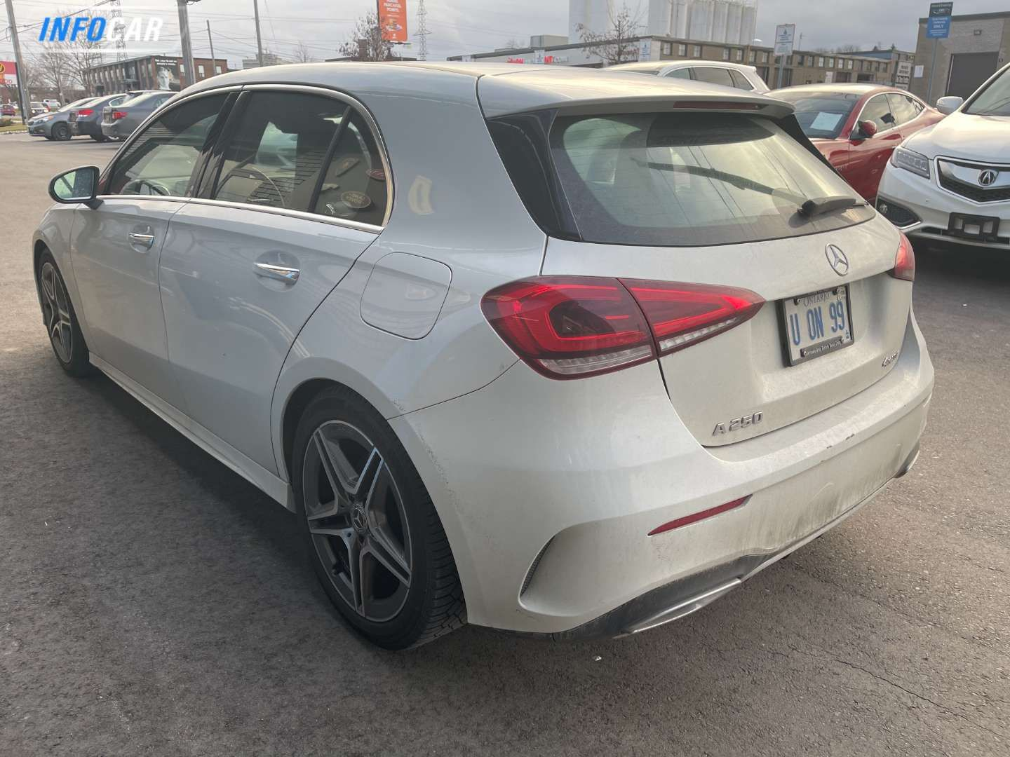 2019 Mercedes-Benz A-Class A250 Hatch - INFOCAR - Toronto's Most Comprehensive New and Used Auto Trading Platform