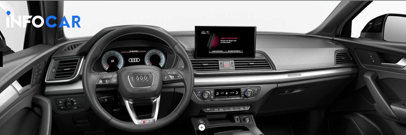 2021 Audi Q5 technik+sline+driver assist pkg - INFOCAR - Toronto's Most Comprehensive New and Used Auto Trading Platform