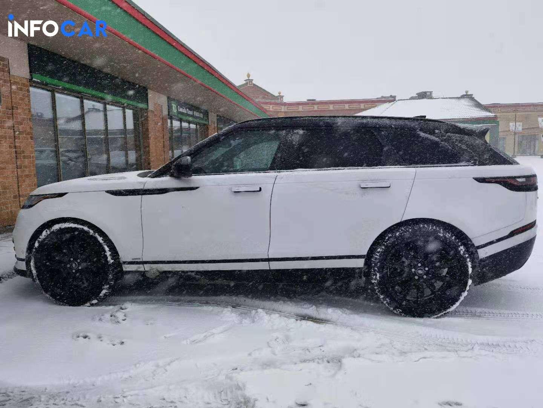 2019 Land Rover Range Rover Velar se-r dynamic - INFOCAR - Toronto's Most Comprehensive New and Used Auto Trading Platform
