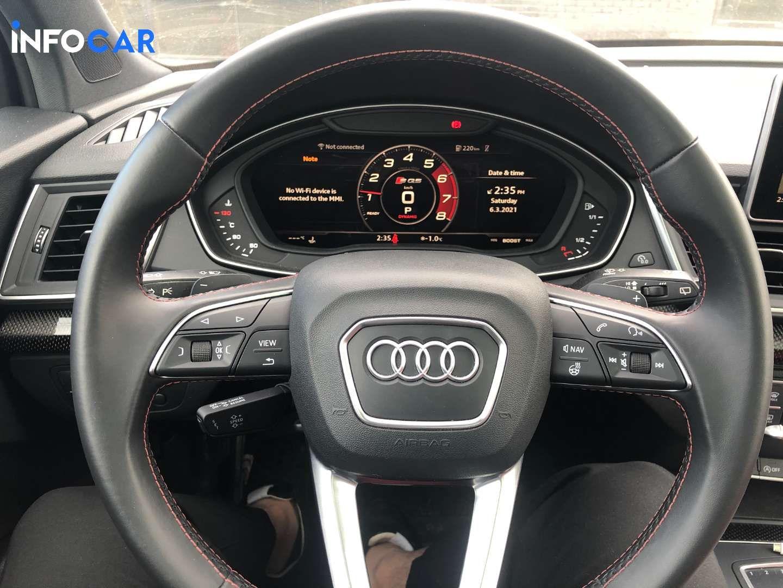 2018 Audi SQ5 technik - INFOCAR - Toronto's Most Comprehensive New and Used Auto Trading Platform