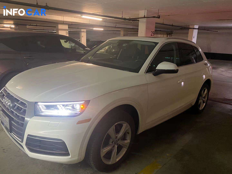 2020 Audi Q5 progessive - INFOCAR - Toronto's Most Comprehensive New and Used Auto Trading Platform
