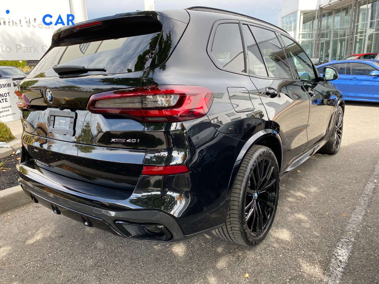 2021 BMW X5 null - INFOCAR - Toronto's Most Comprehensive New and Used Auto Trading Platform