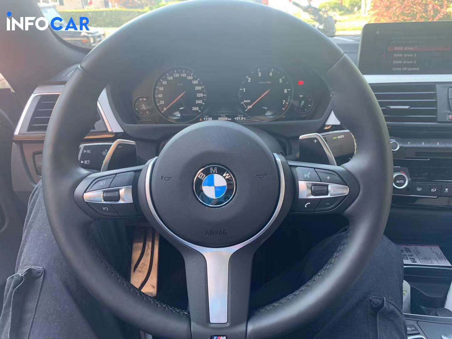 2019 BMW 4-Series Gran Coupe 440 enhanced+m sport - INFOCAR - Toronto's Most Comprehensive New and Used Auto Trading Platform