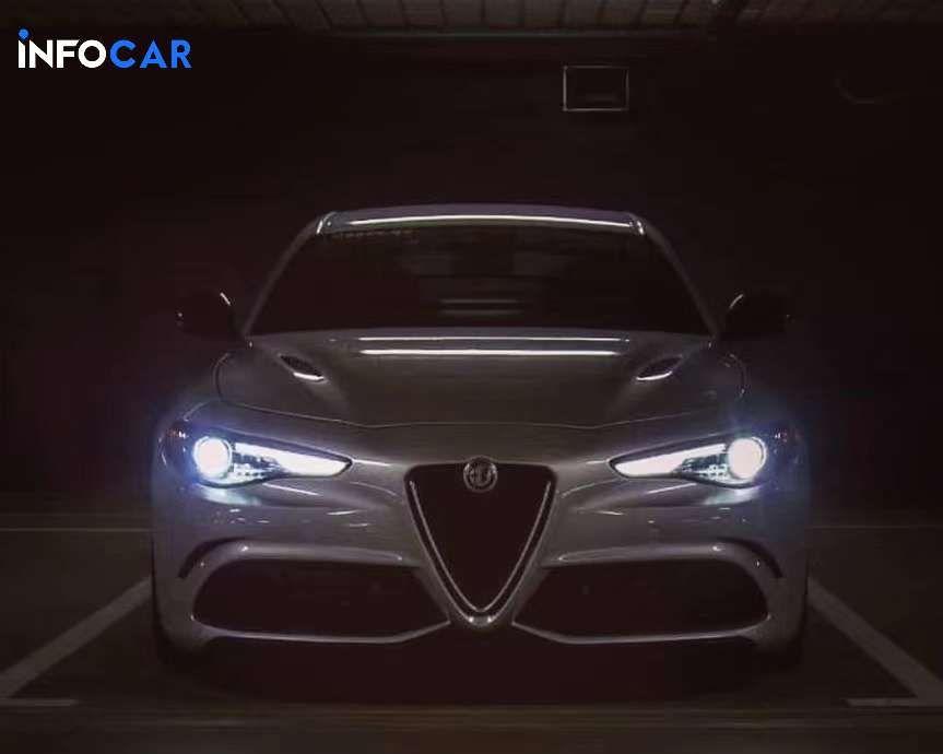 2018 Alfa Romeo Giulia Quadrifoglio - INFOCAR - Toronto's Most Comprehensive New and Used Auto Trading Platform