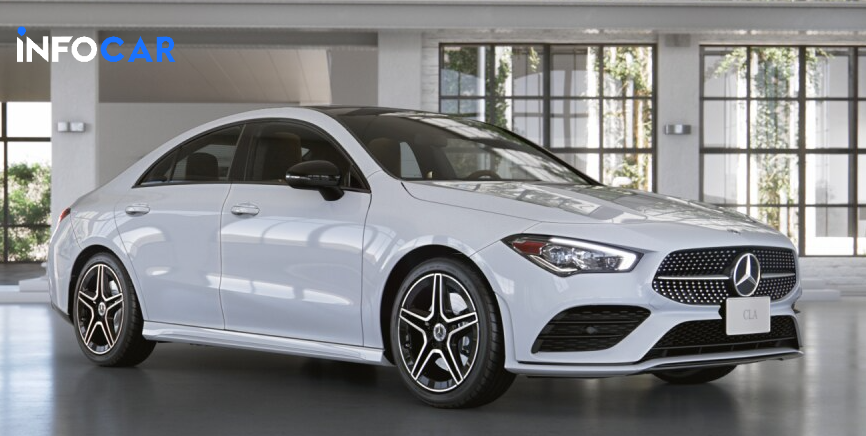 2021 Mercedes-Benz CLA-Class 250 - INFOCAR - Toronto's Most Comprehensive New and Used Auto Trading Platform