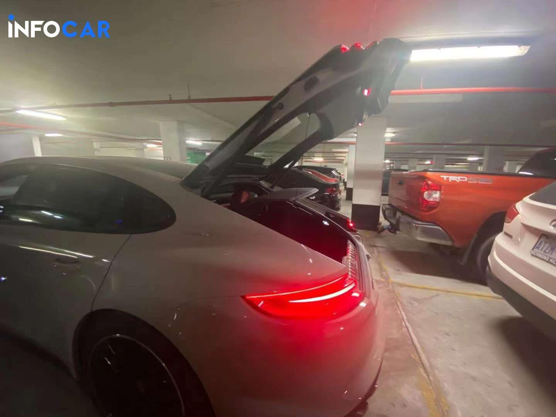 2018 Porsche Panamera 4s Executive - INFOCAR - Toronto's Most Comprehensive New and Used Auto Trading Platform