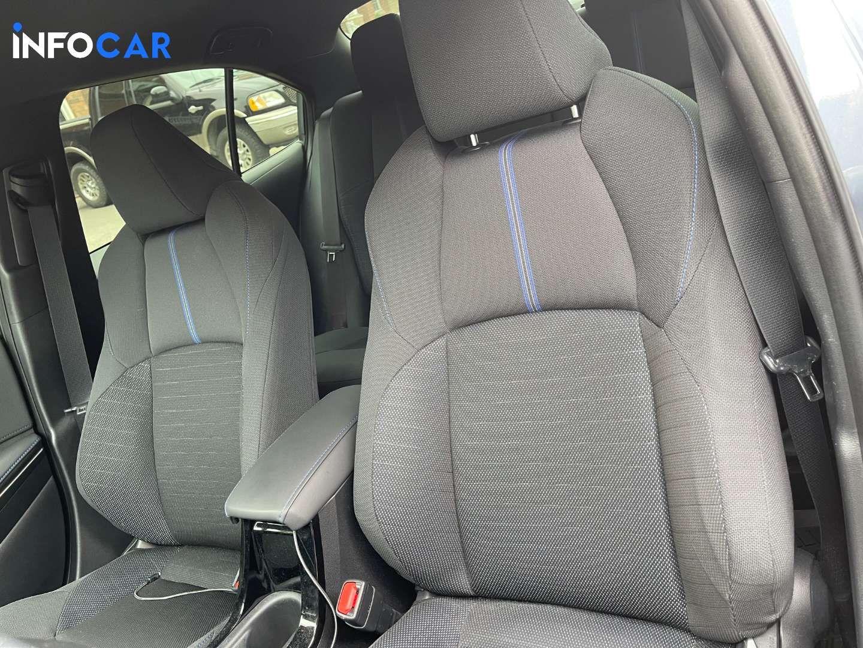 2020 Toyota Corolla SE CVT - INFOCAR - Toronto's Most Comprehensive New and Used Auto Trading Platform