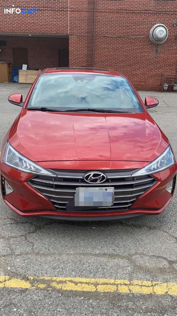 2020 Hyundai Elantra Luxury - INFOCAR - Toronto's Most Comprehensive New and Used Auto Trading Platform