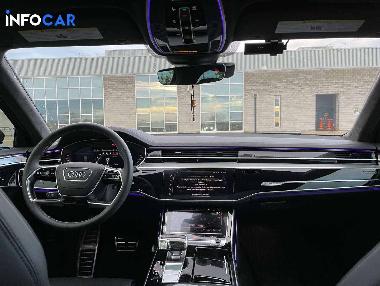 2020 Audi S8 LWB - INFOCAR - Toronto's Most Comprehensive New and Used Auto Trading Platform
