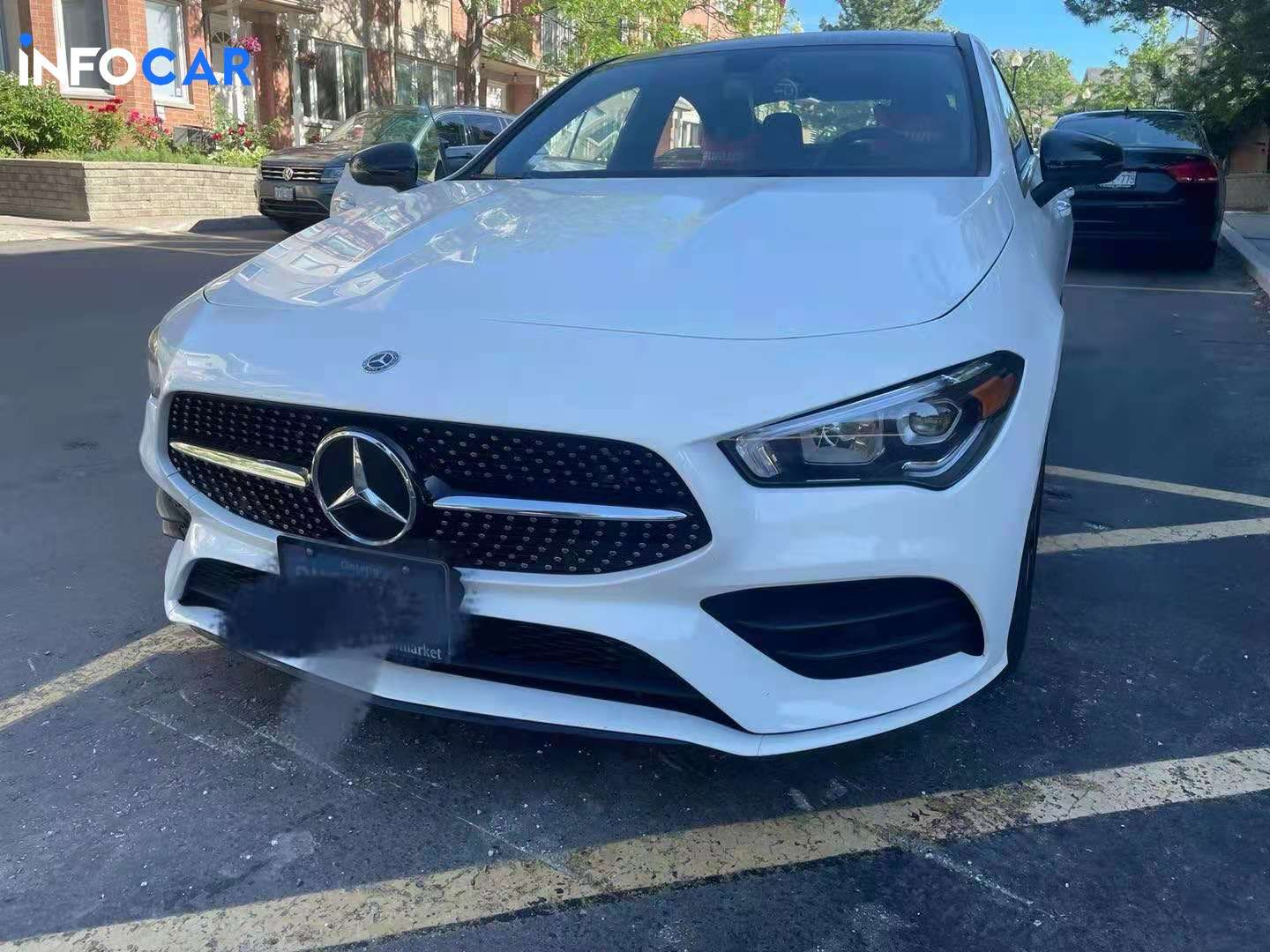 2020 Mercedes-Benz CLA-Class cla - INFOCAR - Toronto's Most Comprehensive New and Used Auto Trading Platform