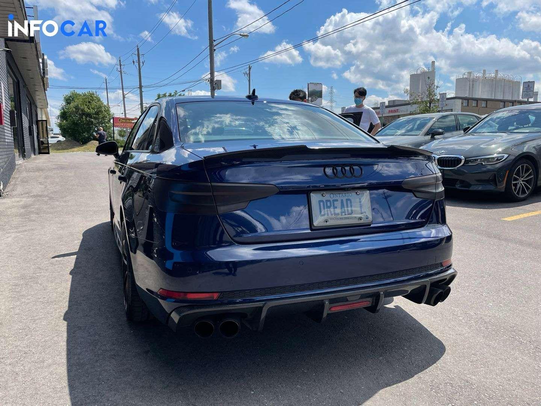 2018 Audi S4 technik - INFOCAR - Toronto's Most Comprehensive New and Used Auto Trading Platform