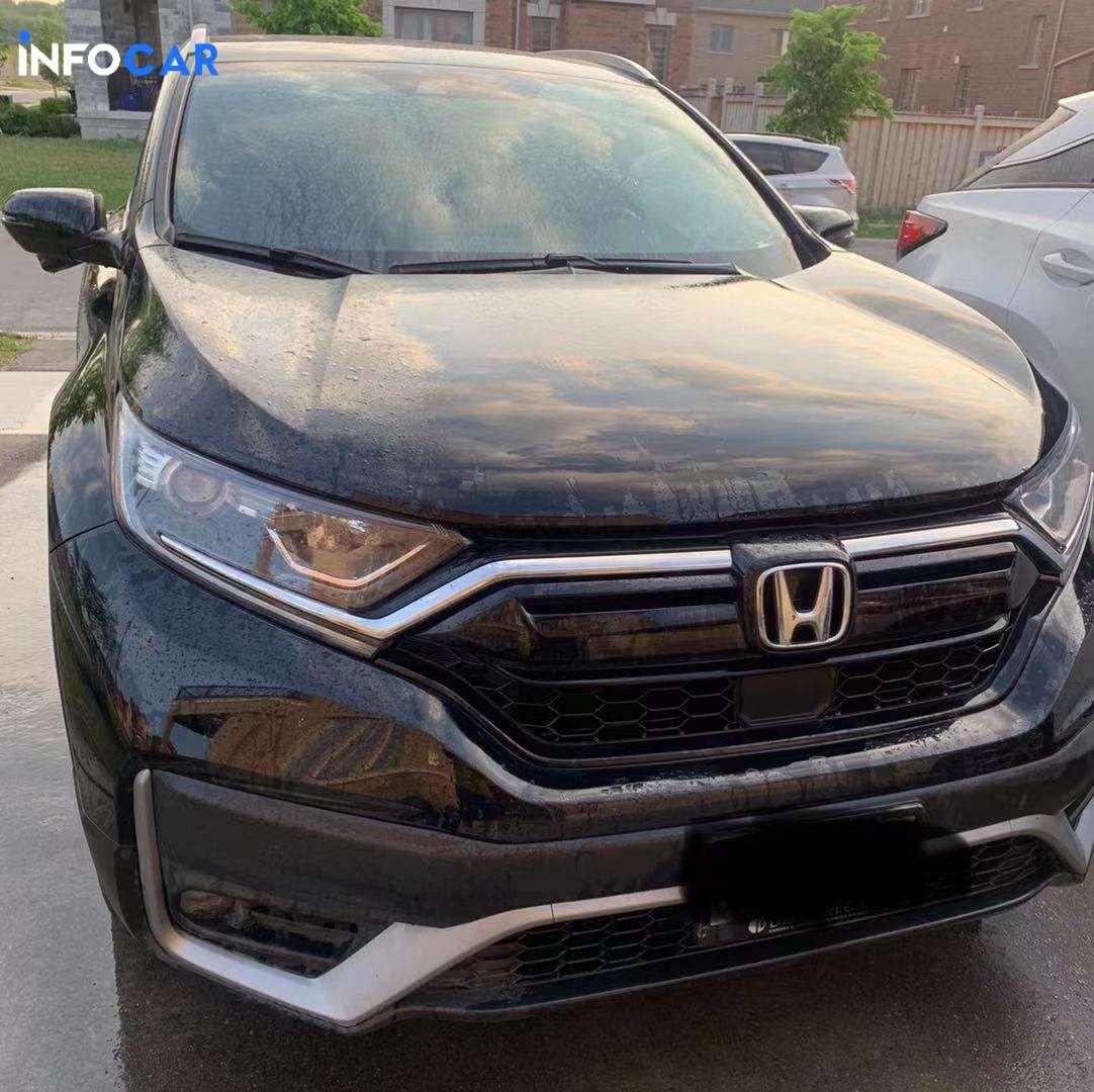 2020 Honda CR-V sports 4wd - INFOCAR - Toronto's Most Comprehensive New and Used Auto Trading Platform