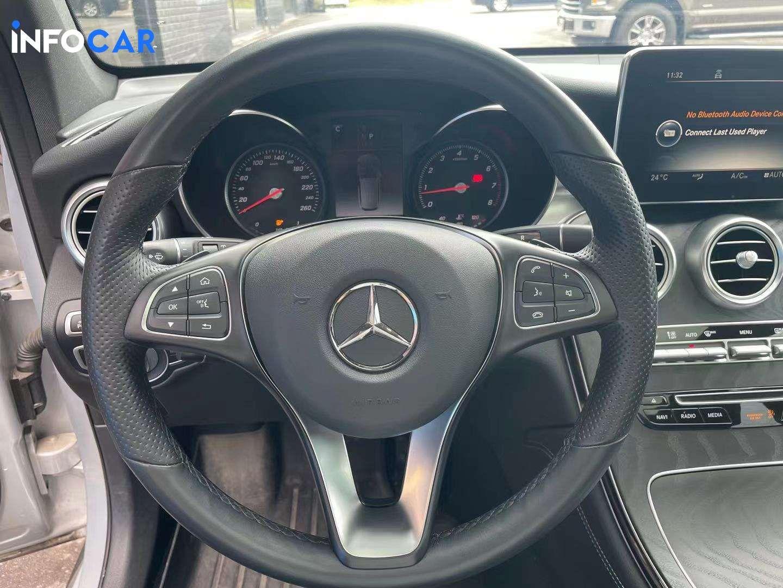 2019 Mercedes-Benz GLC-Class 300 - INFOCAR - Toronto's Most Comprehensive New and Used Auto Trading Platform