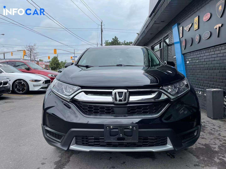 2018 Honda CR-V cr-v - INFOCAR - Toronto's Most Comprehensive New and Used Auto Trading Platform