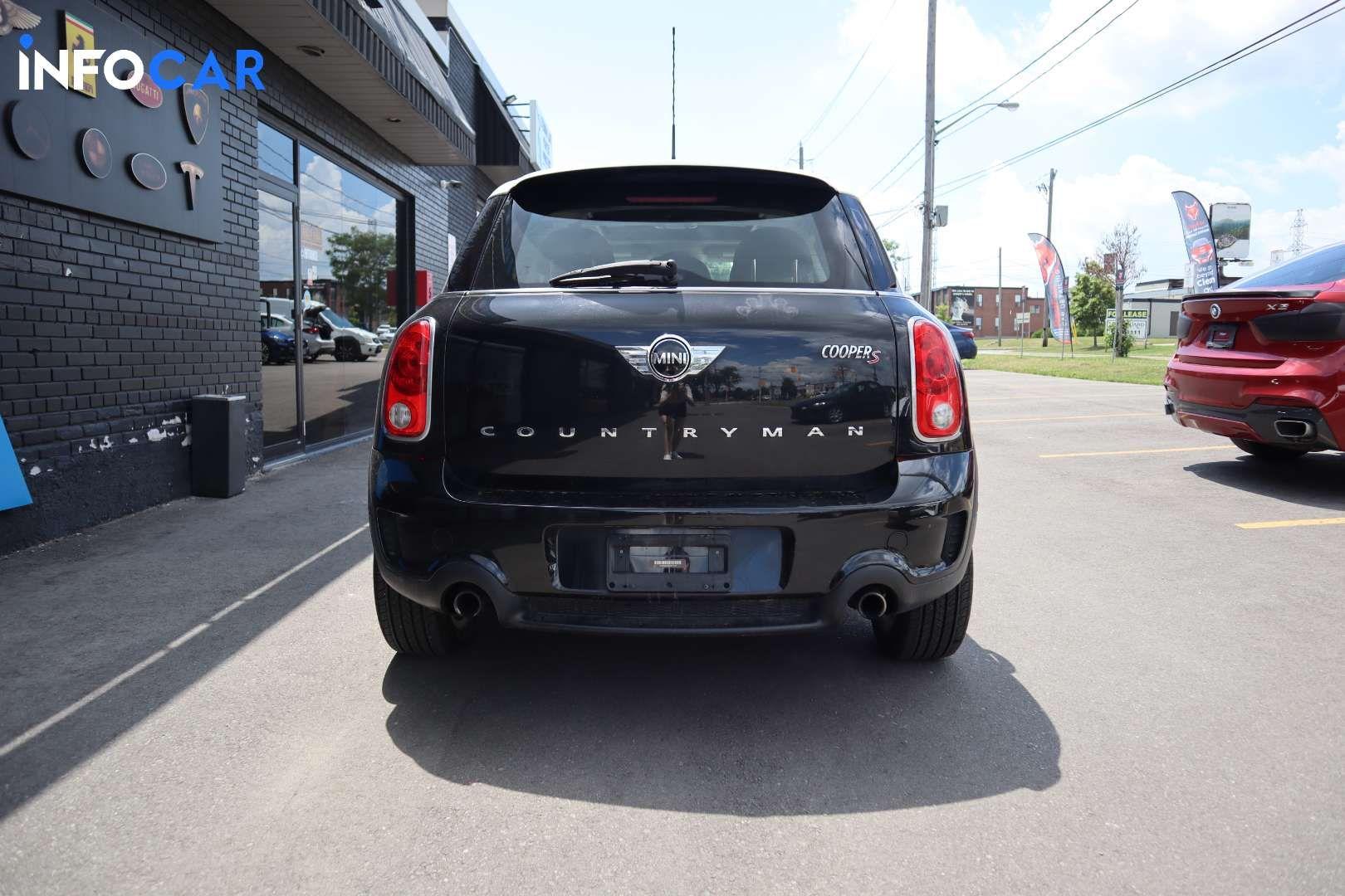 2014 MINI Countryman null - INFOCAR - Toronto's Most Comprehensive New and Used Auto Trading Platform