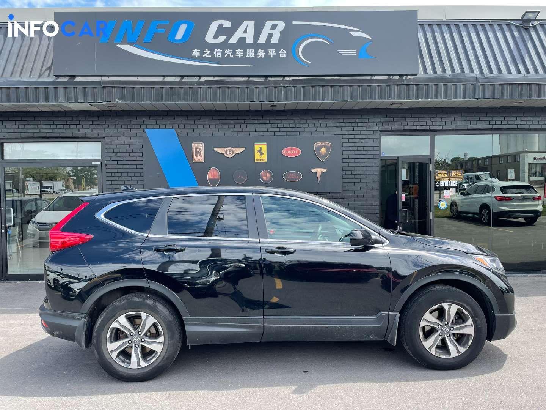 2019 Honda CR-V LX - INFOCAR - Toronto's Most Comprehensive New and Used Auto Trading Platform
