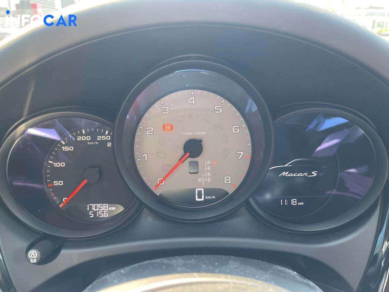 2020 Porsche Macan S - INFOCAR - Toronto's Most Comprehensive New and Used Auto Trading Platform