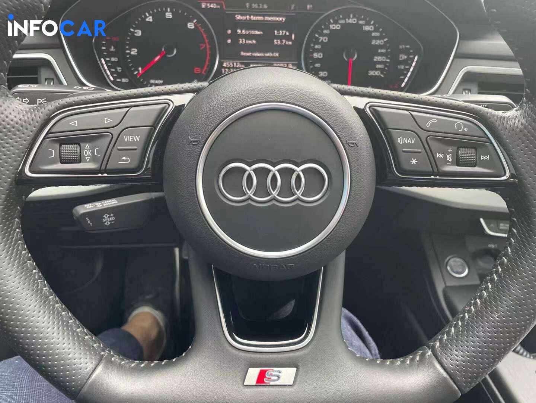 2018 Audi A5 Progressive - INFOCAR - Toronto's Most Comprehensive New and Used Auto Trading Platform