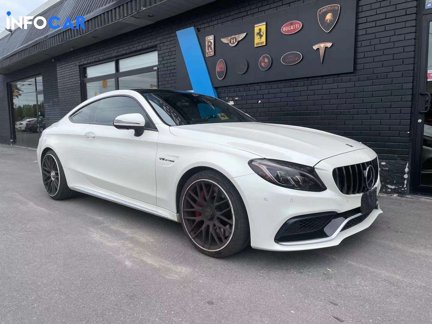 2018 Mercedes-Benz C-Class 63s - INFOCAR - Toronto's Most Comprehensive New and Used Auto Trading Platform