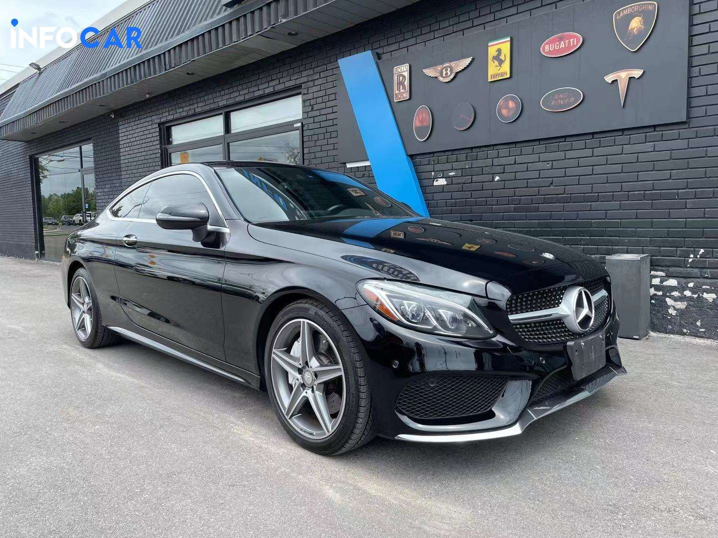 2017 Mercedes-Benz C-Class 300 - INFOCAR - Toronto's Most Comprehensive New and Used Auto Trading Platform