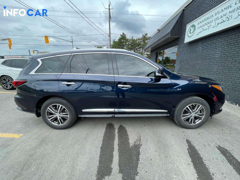 2019 Infiniti QX60 7 seat - INFOCAR - Toronto's Most Comprehensive New and Used Auto Trading Platform