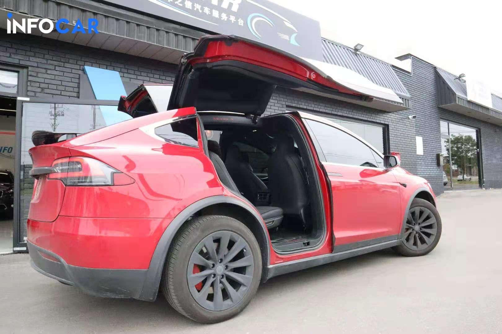 2018 Tesla Model X 100 D - INFOCAR - Toronto's Most Comprehensive New and Used Auto Trading Platform