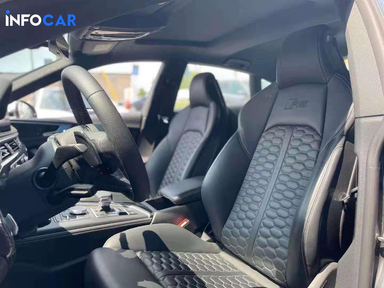 2019 Audi RS 5 SPORTBACK - INFOCAR - Toronto's Most Comprehensive New and Used Auto Trading Platform