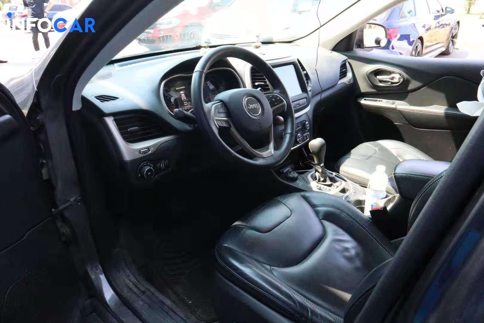 2015 Jeep Cherokee limited - INFOCAR - Toronto's Most Comprehensive New and Used Auto Trading Platform