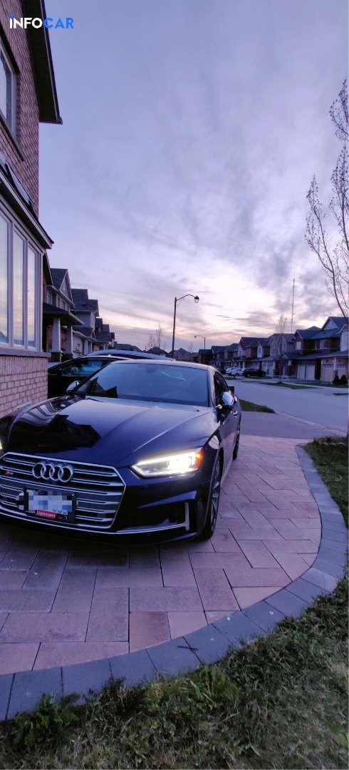 2018 Audi S5 coupe - INFOCAR - Toronto's Most Comprehensive New and Used Auto Trading Platform