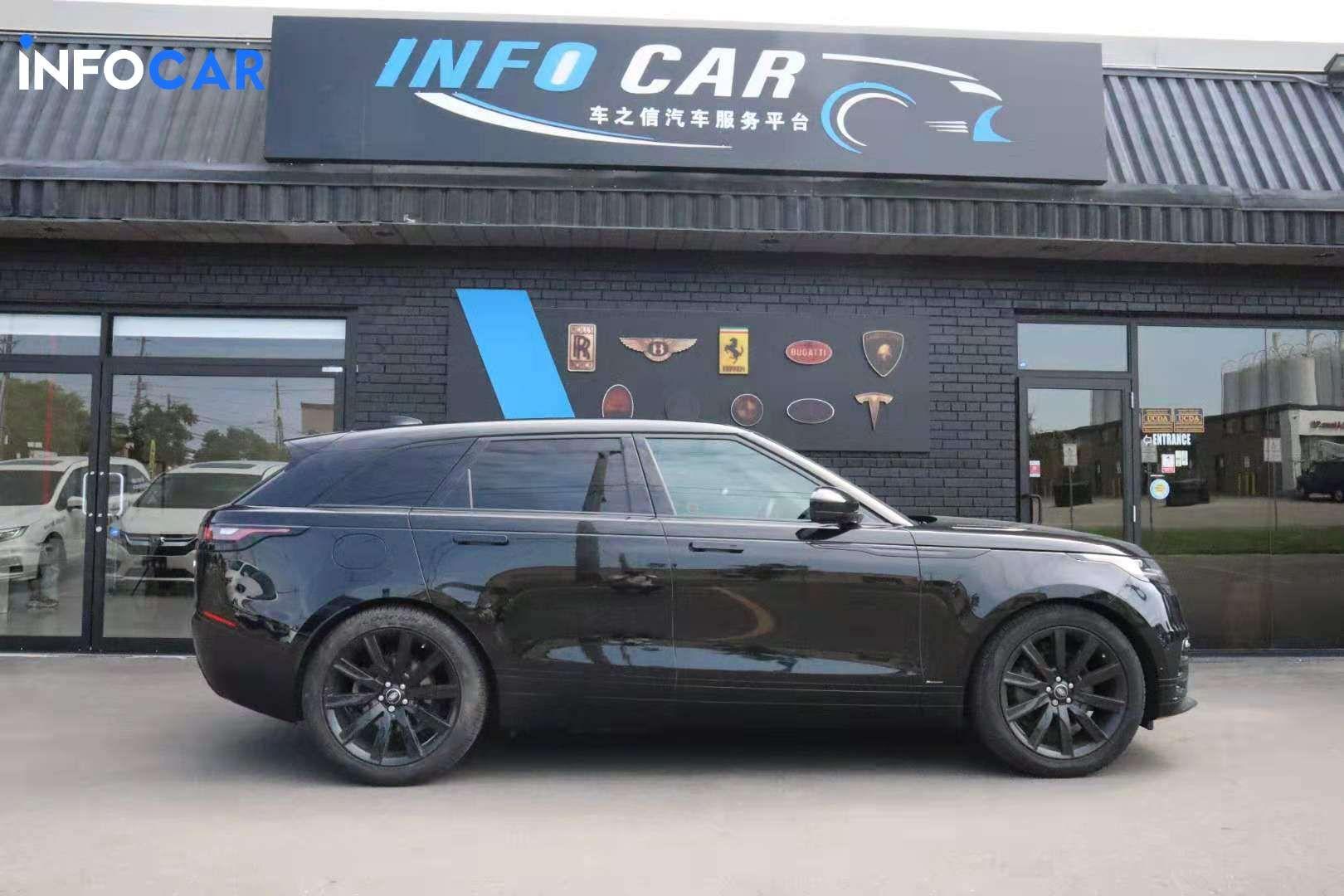 2019 Land Rover Range Rover Velar p380 - INFOCAR - Toronto's Most Comprehensive New and Used Auto Trading Platform