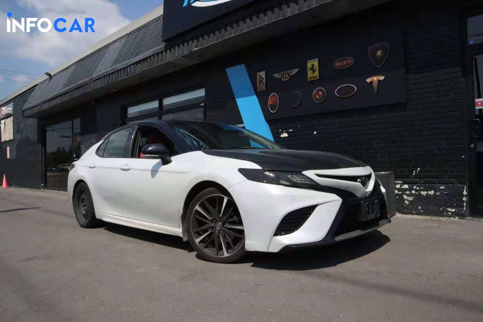 2018 Toyota Camry xse - INFOCAR - Toronto's Most Comprehensive New and Used Auto Trading Platform