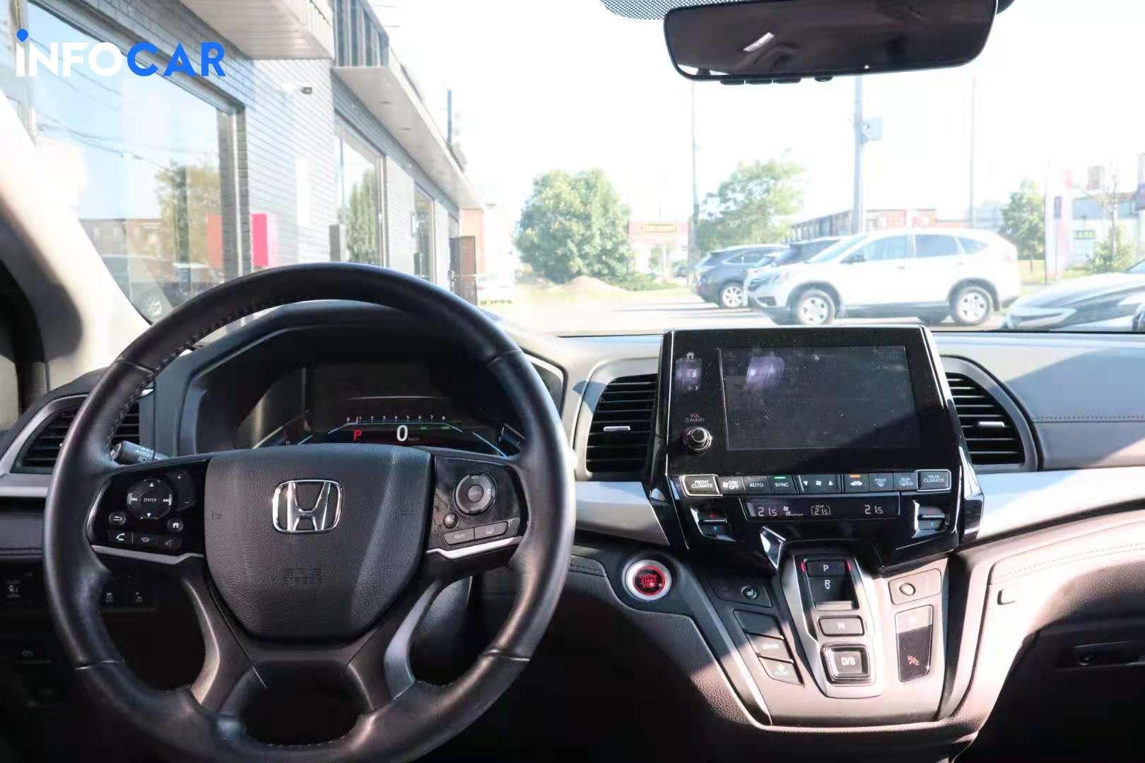 2019 Honda Odyssey EXL - INFOCAR - Toronto's Most Comprehensive New and Used Auto Trading Platform