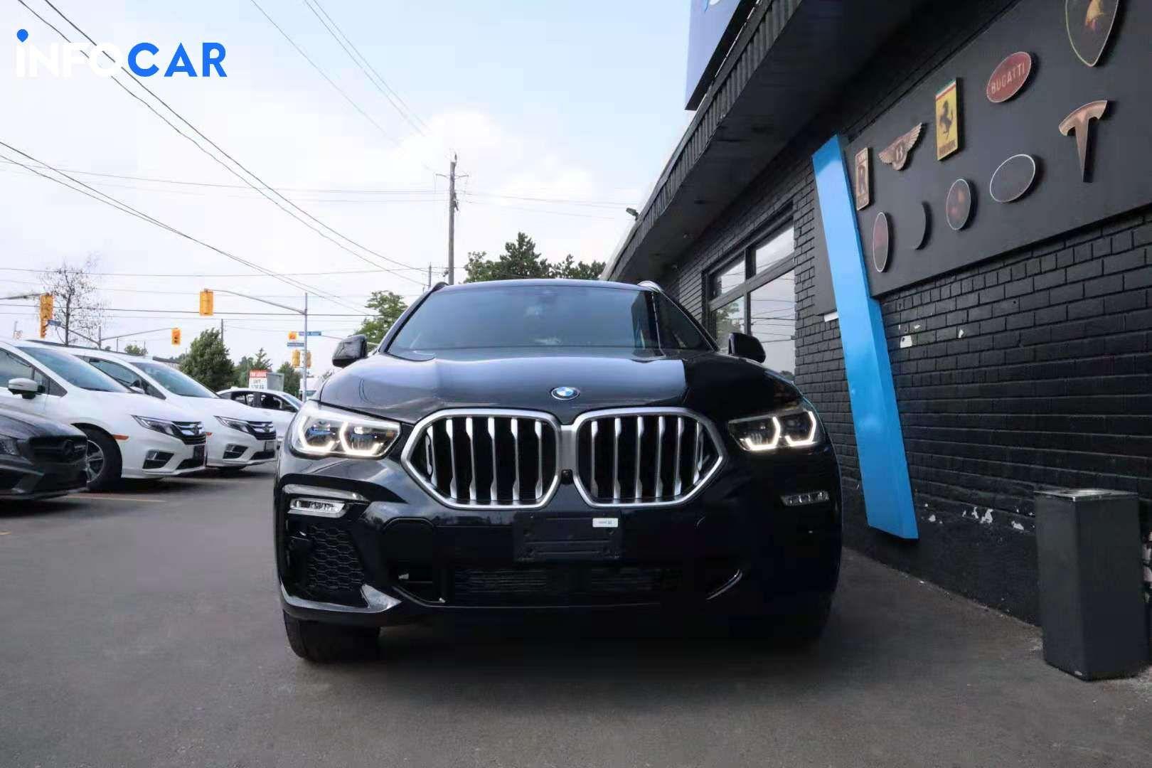2021 BMW X6 40i - INFOCAR - Toronto's Most Comprehensive New and Used Auto Trading Platform