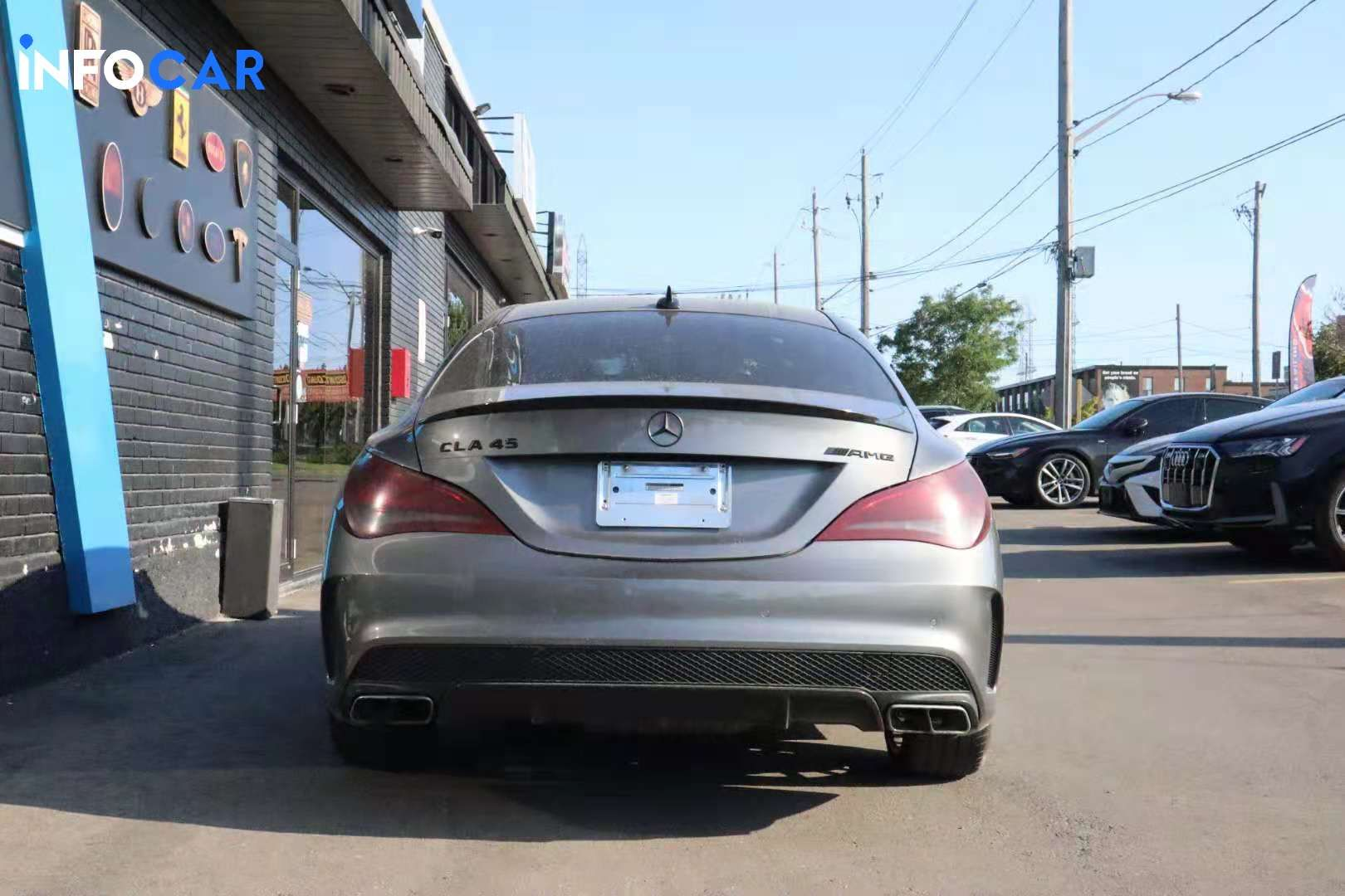 2014 Mercedes-Benz CLA-Class 45 - INFOCAR - Toronto's Most Comprehensive New and Used Auto Trading Platform