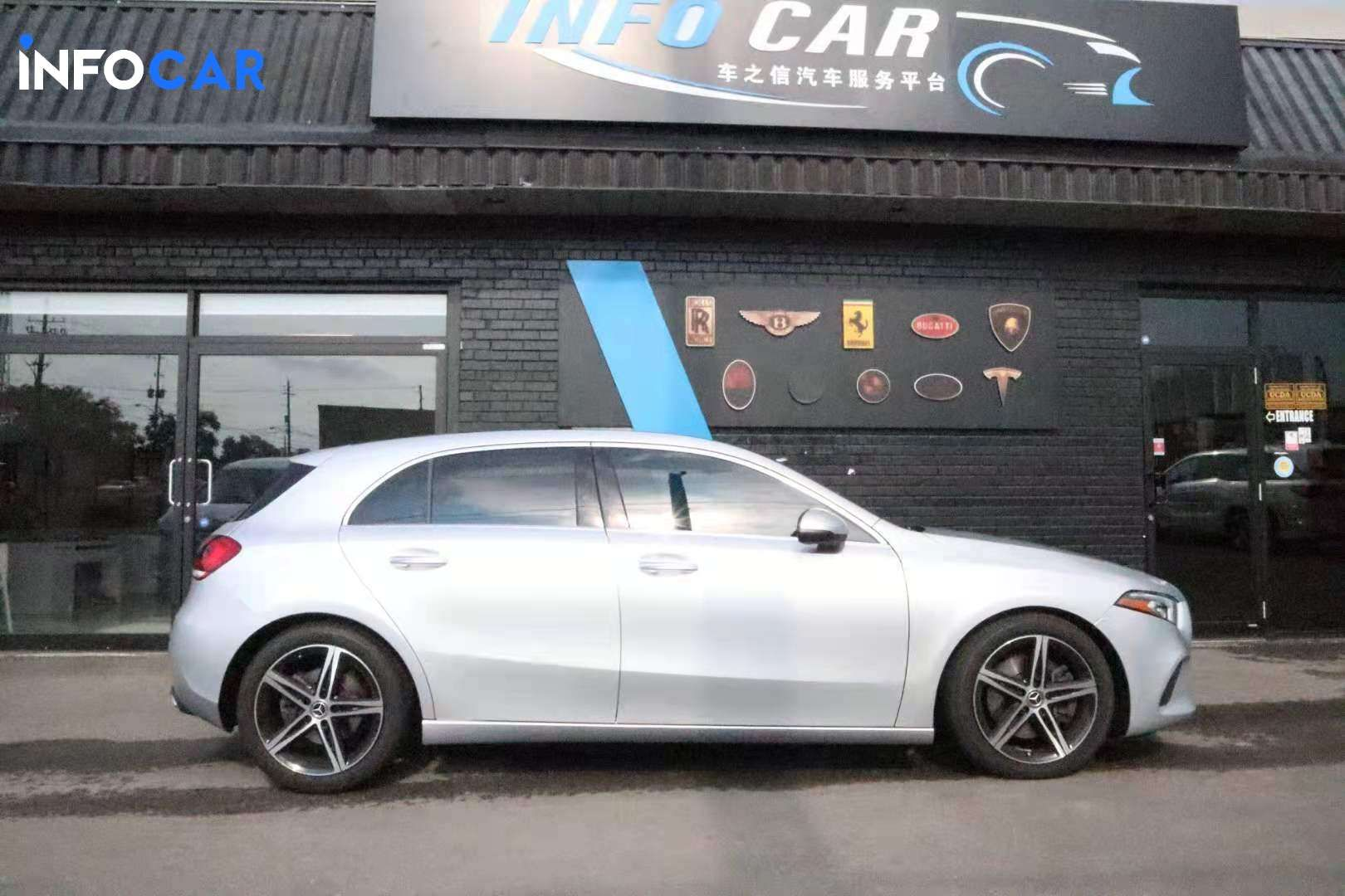 2019 Mercedes-Benz A-Class 250 hatchback - INFOCAR - Toronto's Most Comprehensive New and Used Auto Trading Platform