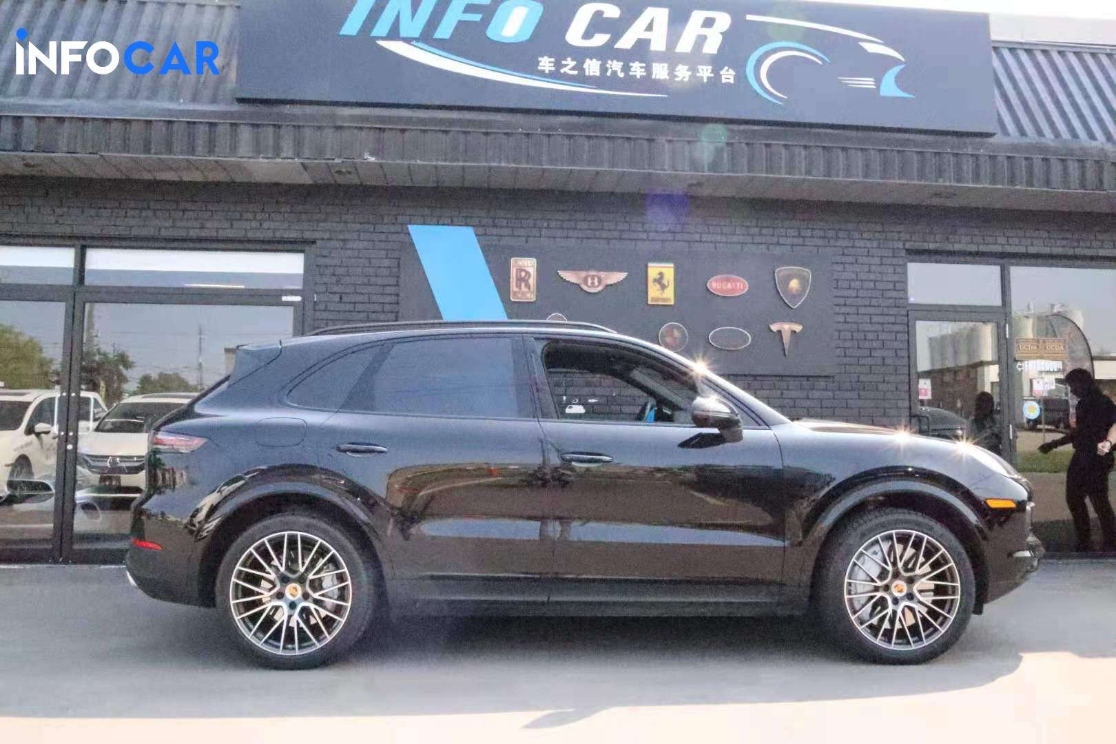 2019 Porsche Cayenne null - INFOCAR - Toronto's Most Comprehensive New and Used Auto Trading Platform