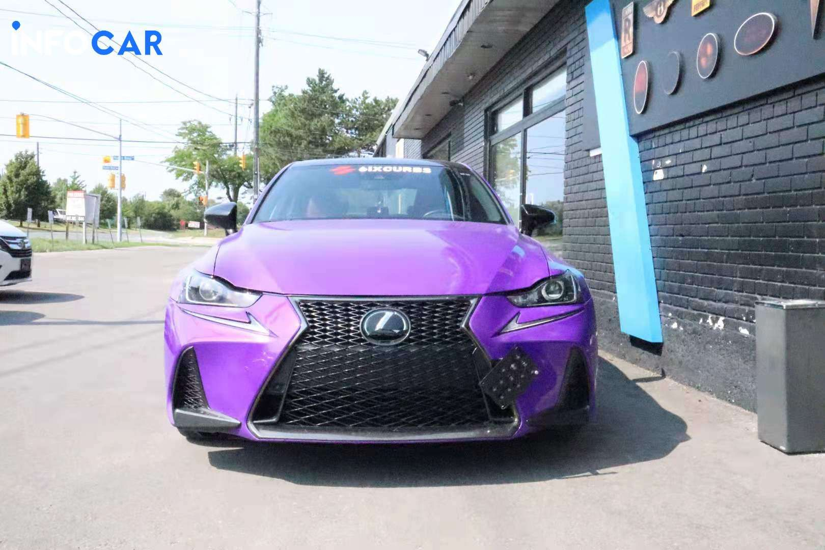 2018 Lexus IS 350 - INFOCAR - Toronto's Most Comprehensive New and Used Auto Trading Platform