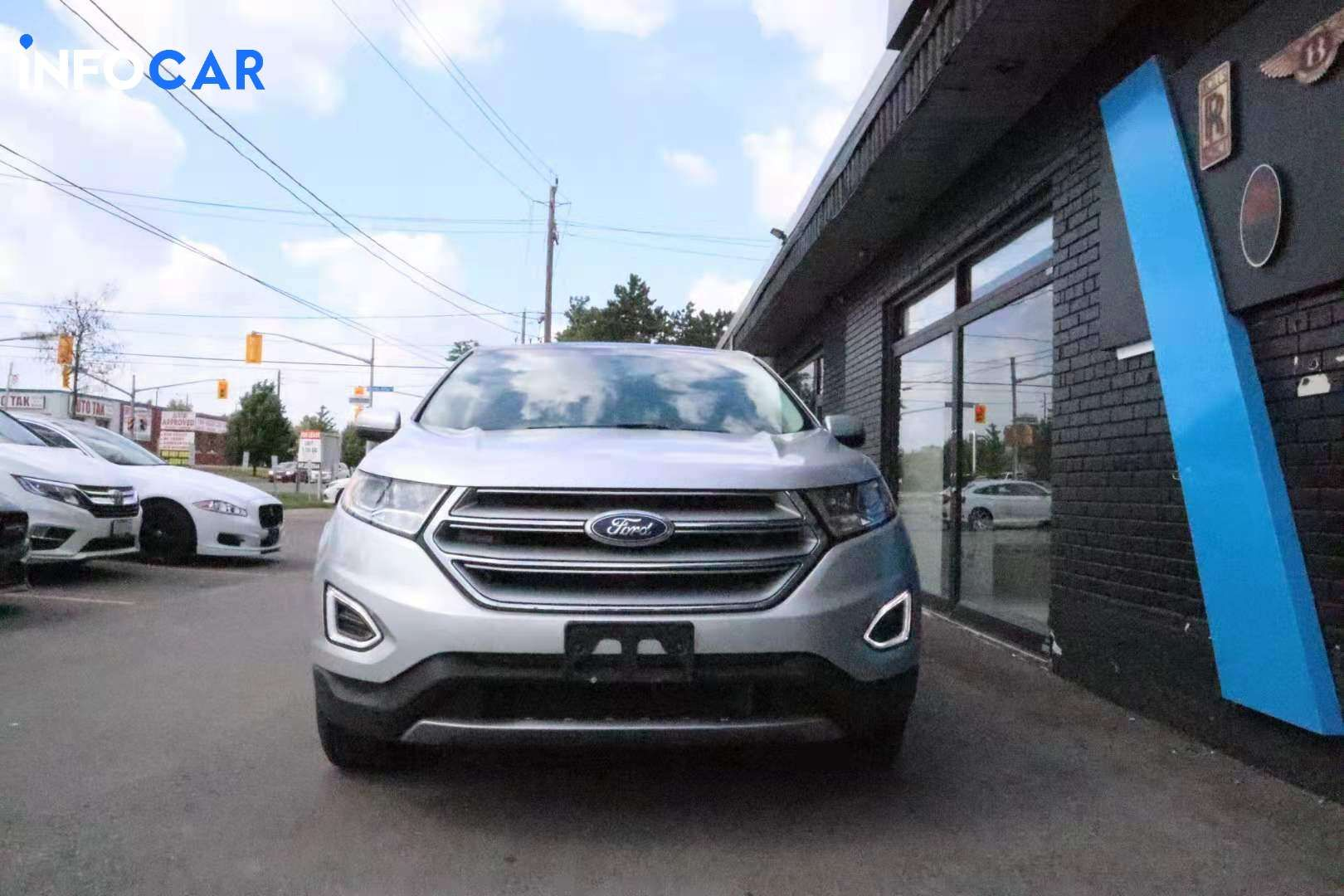 2017 Ford Edge null - INFOCAR - Toronto's Most Comprehensive New and Used Auto Trading Platform