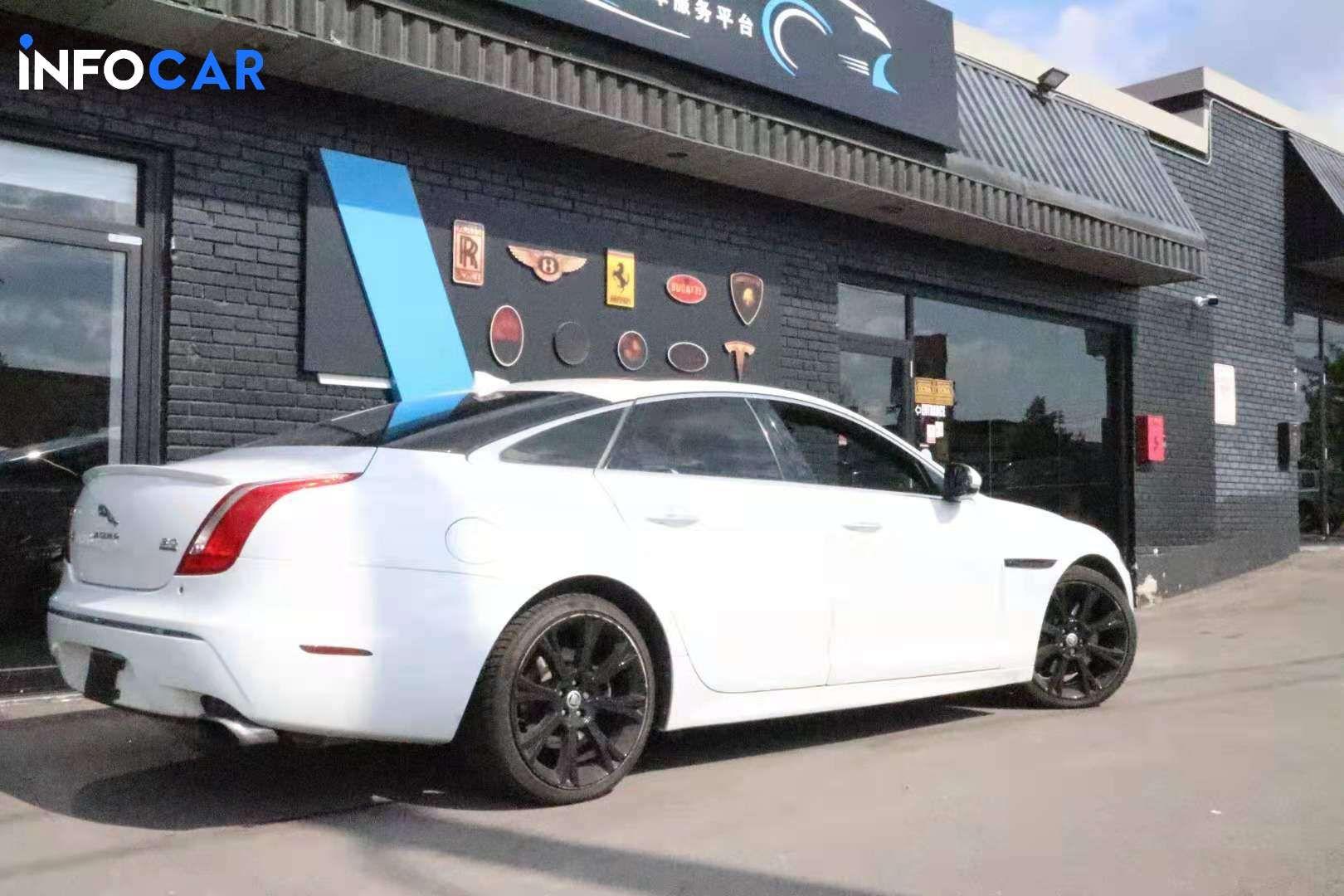 2015 Jaguar XJ premium - INFOCAR - Toronto's Most Comprehensive New and Used Auto Trading Platform