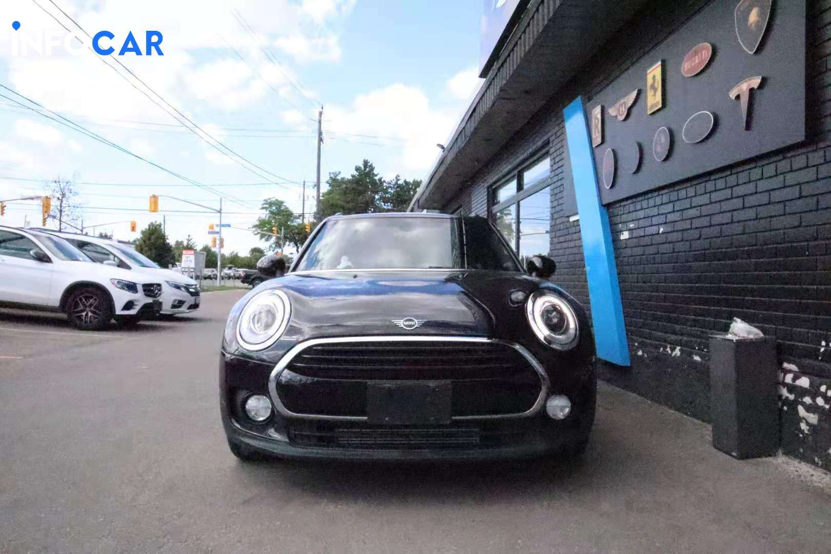 2019 MINI Clubman null - INFOCAR - Toronto's Most Comprehensive New and Used Auto Trading Platform