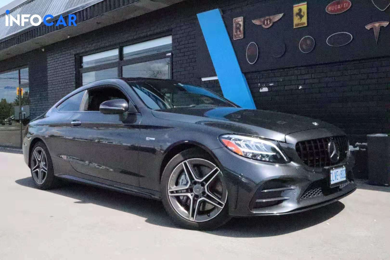 2020 Mercedes-Benz C-Class 43 AMG - INFOCAR - Toronto's Most Comprehensive New and Used Auto Trading Platform
