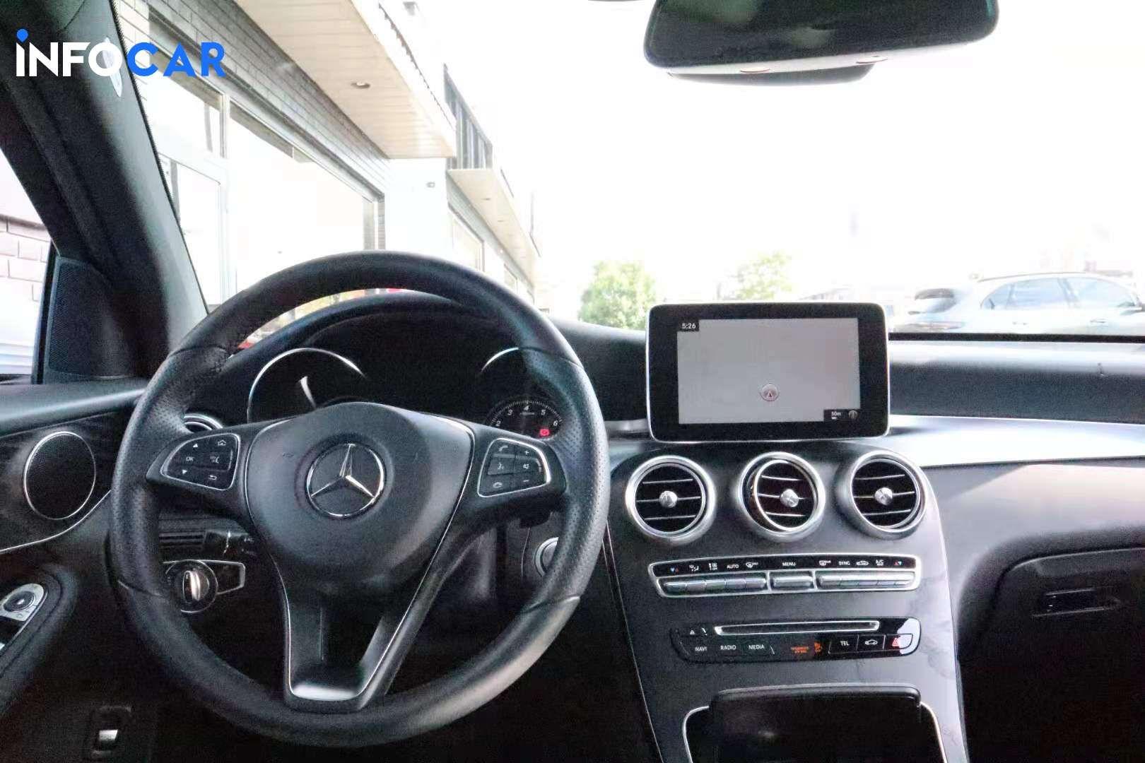 2018 Mercedes-Benz GLC-Class 300 - INFOCAR - Toronto's Most Comprehensive New and Used Auto Trading Platform