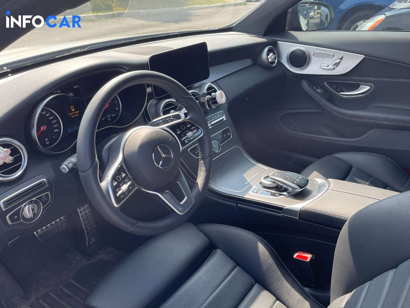 2020 Mercedes-Benz C-Class 300 - INFOCAR - Toronto's Most Comprehensive New and Used Auto Trading Platform