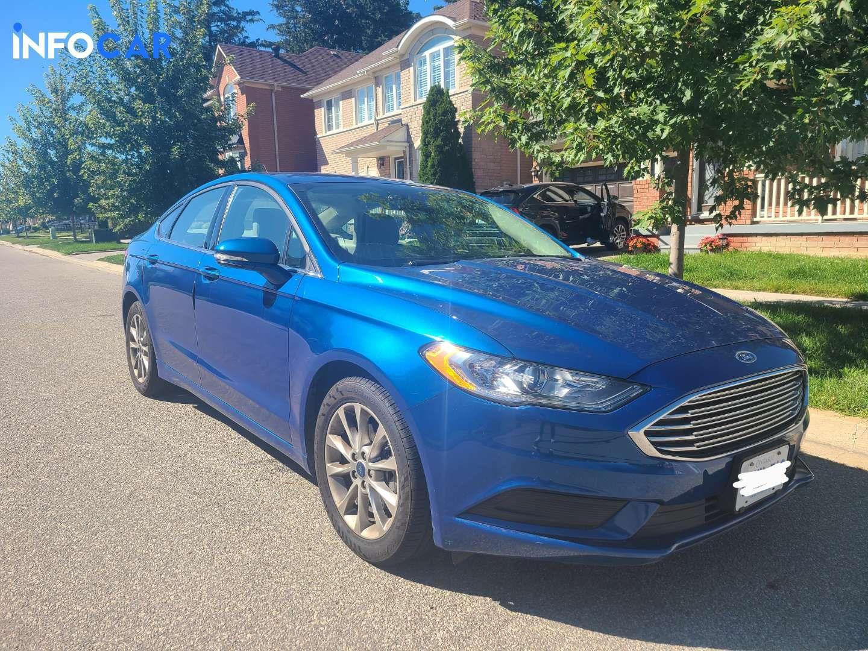 2017 Ford Fusion null - INFOCAR - Toronto Auto Trading Platform