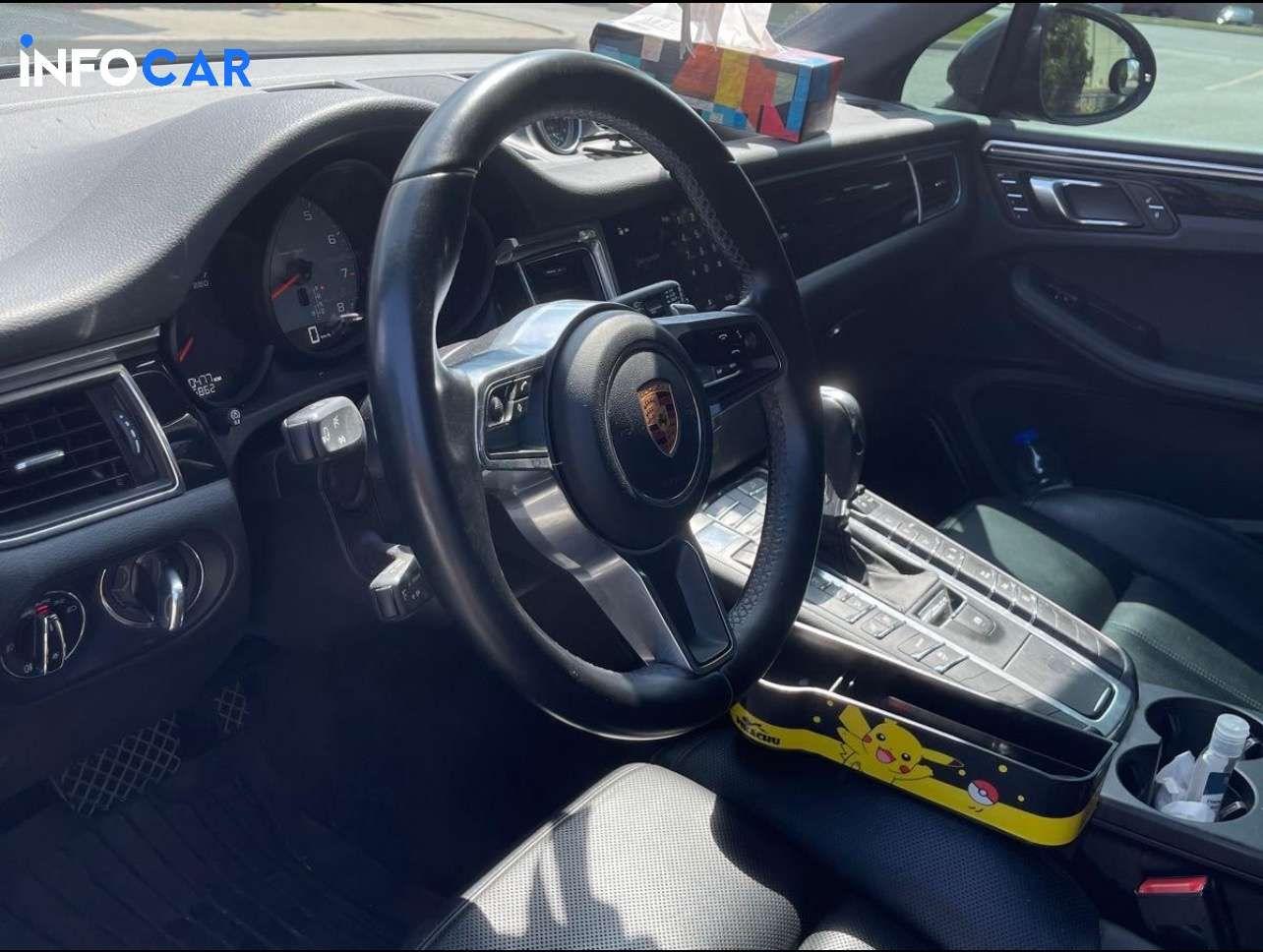 2017 Porsche Macan null - INFOCAR - Toronto Auto Trading Platform