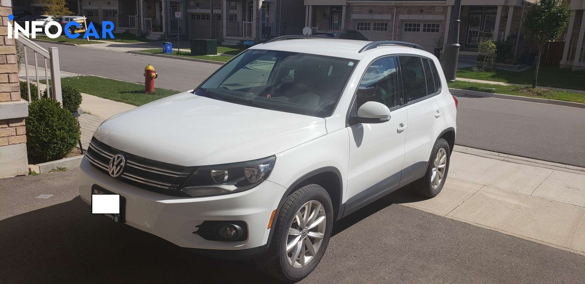 2017 Volkswagen Tiguan null - INFOCAR - Toronto Auto Trading Platform