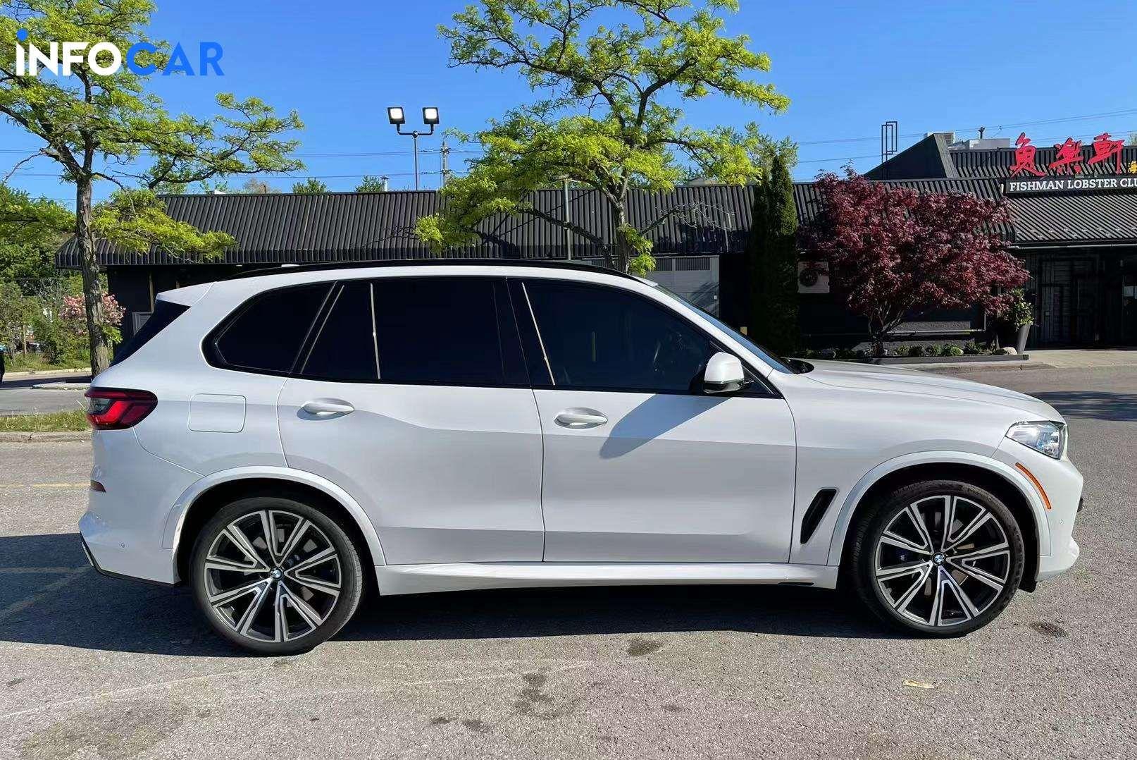 2019 BMW X5 40i - INFOCAR - Toronto Auto Trading Platform