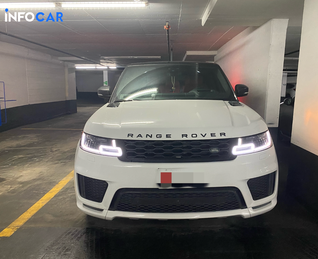 2019 Land Rover Range Rover Sport Land Rover Sport V8 Supercharged Autobiography - INFOCAR - Toronto's Most Comprehensive New and Used Auto Trading Platform
